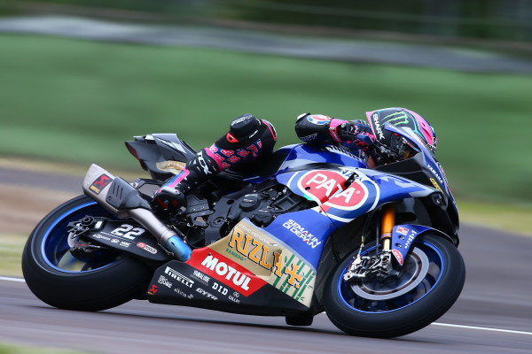 Alex Lowes, Pata Yamaha.