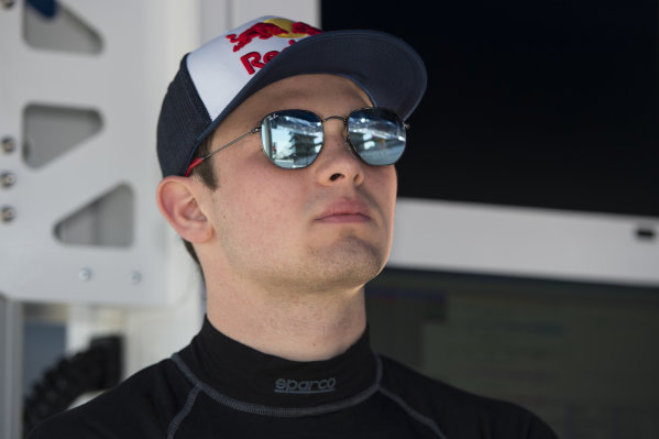 Patricio O'Ward, Carlin Chevrolet
