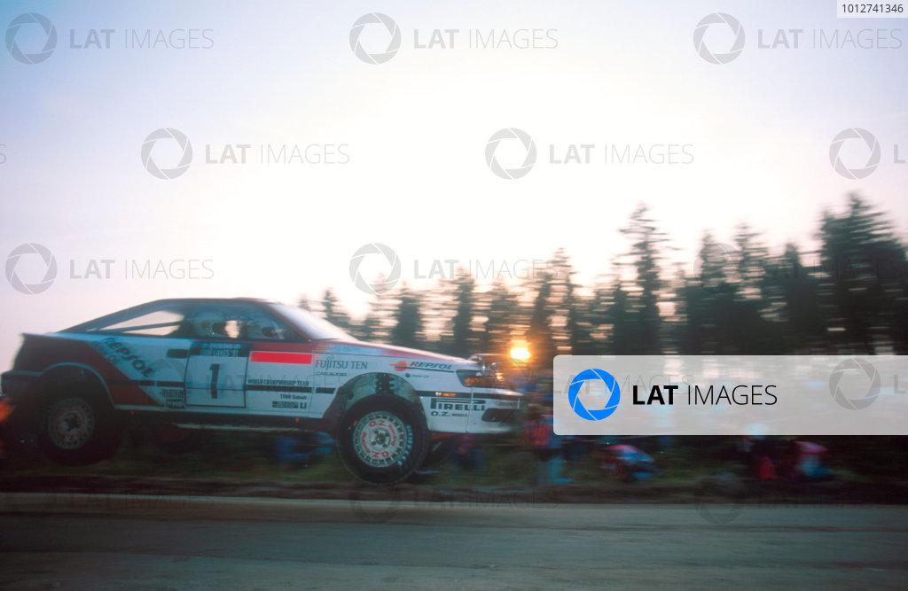 1991 FIA World Rally Championship.