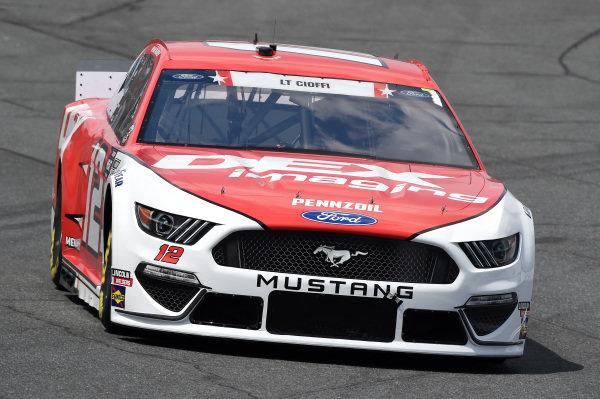 Ryan Blaney, Team Penske Ford DEX Imaging, Copyright: Jared C. Tilton/Getty Images.