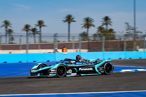 Jamie Chadwick (GBR), Rookie Test Driver for Panasonic Jaguar Racing, Jaguar I-Type 4