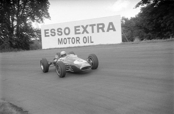 Jack Brabham, Brabham BT10 Ford.