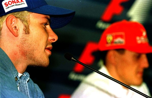 1997 Japanese Grand Prix.