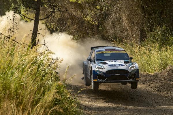 Nikolay Grayzin (RUS), Movisport, M-Sport Ford Fiesta Rally2