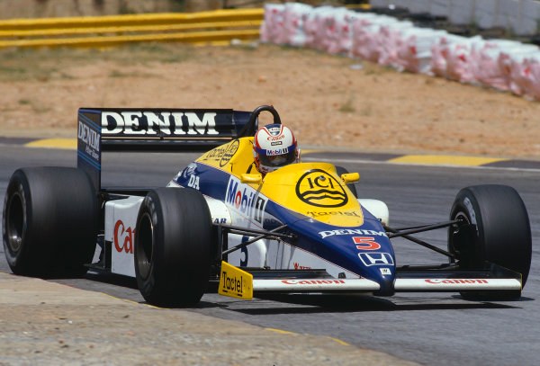 1985 South African Grand Prix.