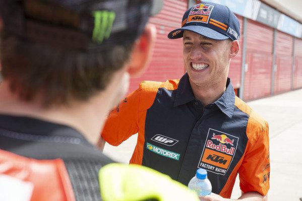 Cal Crutchlow, Team LCR Honda, Pol Espargaro, Red Bull KTM Factory Racing.