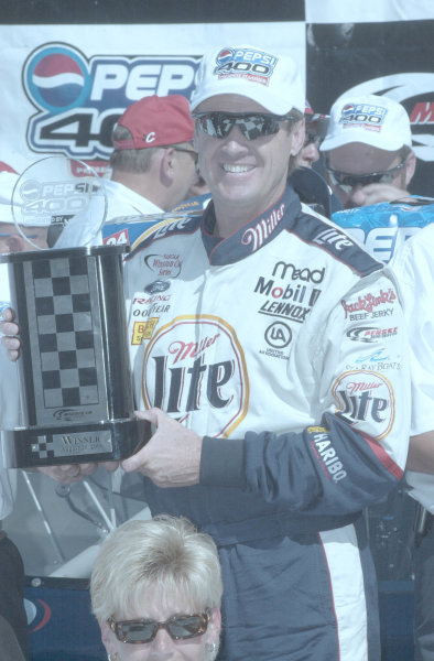 2000 NASCAR Pepsi 400 Michigan Aug 20 2000 USA