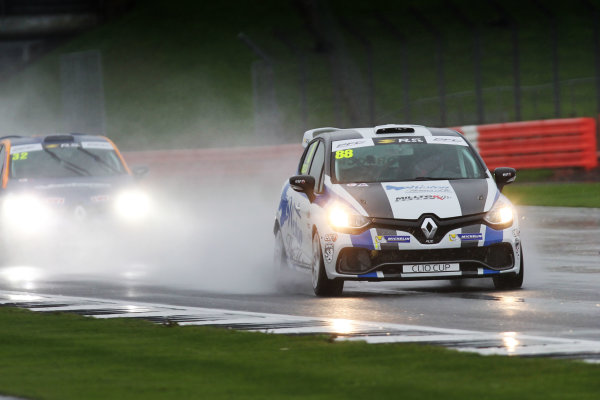 2017 Renault Clio Cup, Silverstone, Northants, UK. 16th-17th September 2017 Lucas Orrock (GBR) Pyro Racing Renault Clio Cup World copyright. JEP/LAT Images