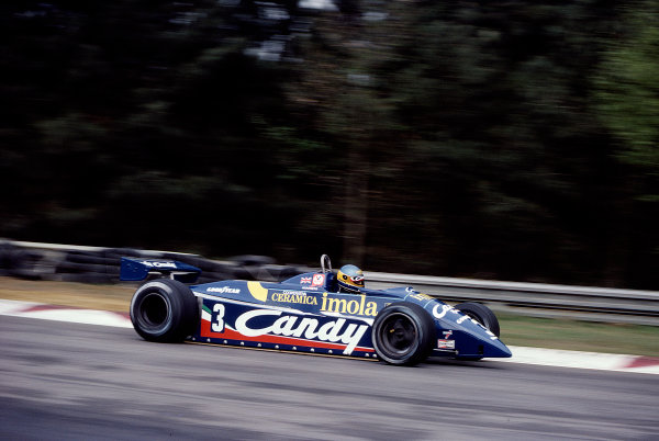1982 Belgian Grand Prix.