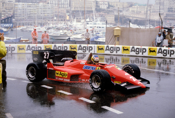 1984 Monaco Grand Prix.