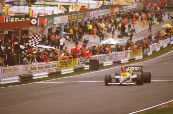 1985 European Grand Prix.