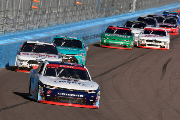 NASCAR XFINITY Series Ticket Galaxy 200 Phoenix Raceway, Avondale, AZ USA Saturday 11 November 2017 William Byron, Liberty University Chevrolet Camaro World Copyright: Nigel Kinrade LAT Images