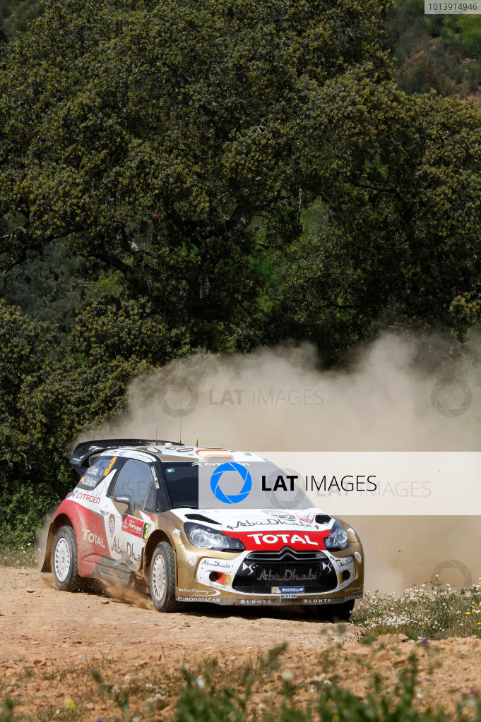 2013 World Rally Championship Rally Portugal 11th - 14th April 2013 Dani Sordo, Citroen, action Worldwide Copyright: McKlein/LAT