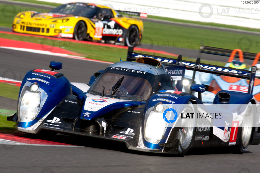 AUTOSPORT 6 HOURS OF SILVERSTONE