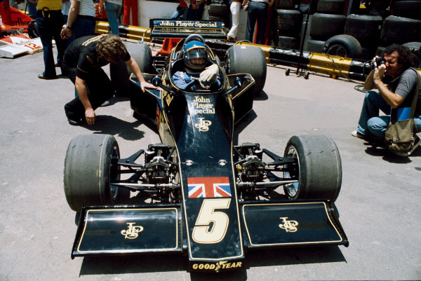 Interlagos, Brazil. 25 January 1976.