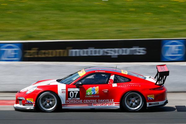 20-22 May 2016, Bowmanville, Ontario, Canada  07, Tim Sanderson, Platinum, M, 2015 Porsche ?2016, Jake Galstad LAT Photo USA