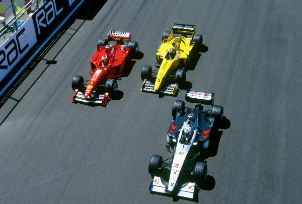 Silverstone, England.9th - 11th July 1999. Rd 8.xxxWorld Copyright: LAT PhotographicRef: 99GB09