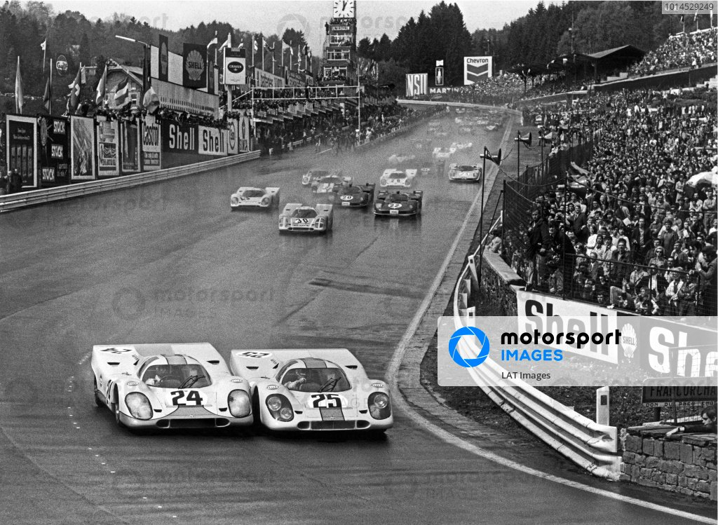 1970 Spa Francorchamps 1000 kms.