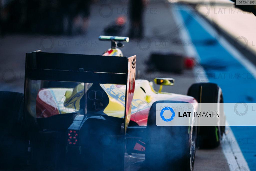 GP2 Test 2 - Jerez, Spain