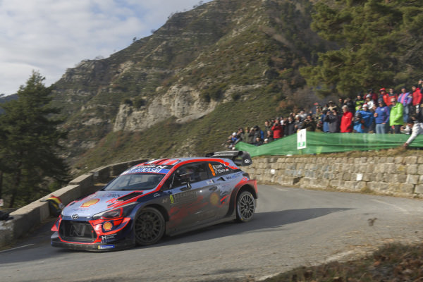 Sébastien Loeb (FRA), Hyundai World Rally Team, Hyundai i20 Coupe WRC 2020