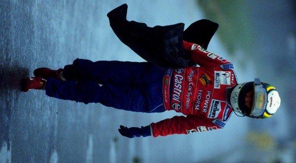 1996 Spanish Grand Prix.Catalunya, Barcelona, Spain.31/5-2/6 1996.Ricardo Rosset (Footwork Hart).World Copyright - LAT Photographic