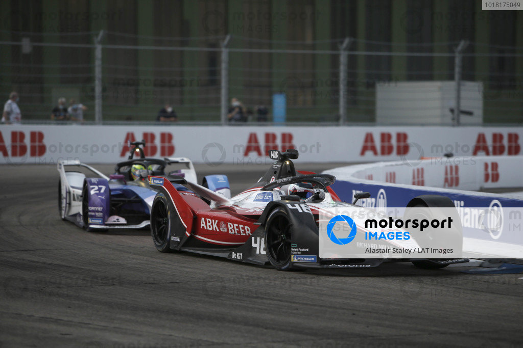 Edoardo Mortara (CHE) Venturi, EQ Silver Arrow 01