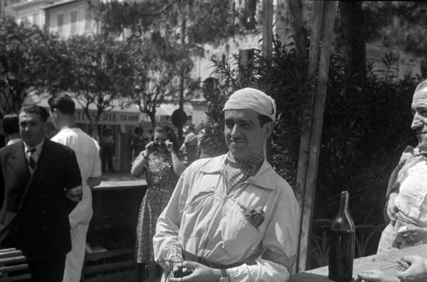 Maurice Trintignant.