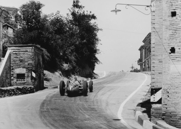 1938 Coppa Acerbo.