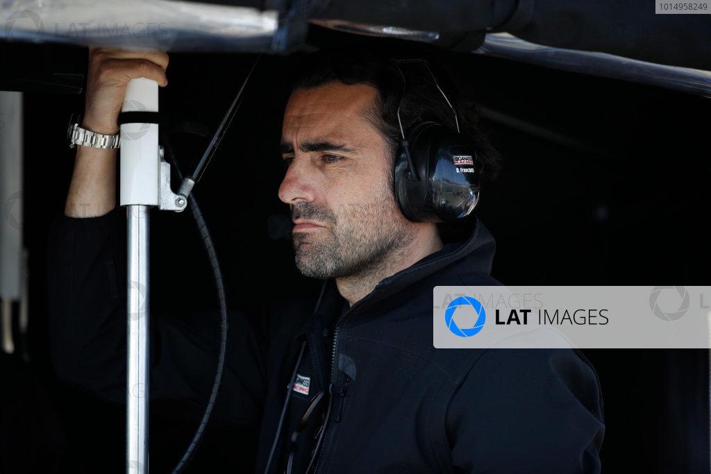 Verizon IndyCar Series GoPro Grand Prix of Sonoma Sonoma Raceway, Sonoma, CA USA Friday 15 September 2017 Scott Dixon, Chip Ganassi Racing Teams Honda Dario Franchitti World Copyright: Michael L. Levitt LAT Images