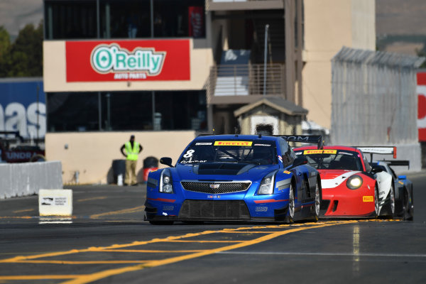 Pirelli World Challenge Grand Prix of Sonoma Sonoma Raceway, Sonoma, CA USA Sunday 17 September 2017 Michael Cooper, Patrick Long, Pierre Kaffer World Copyright: Richard Dole LAT Images ref: Digital Image RD_NOCAL_17_273