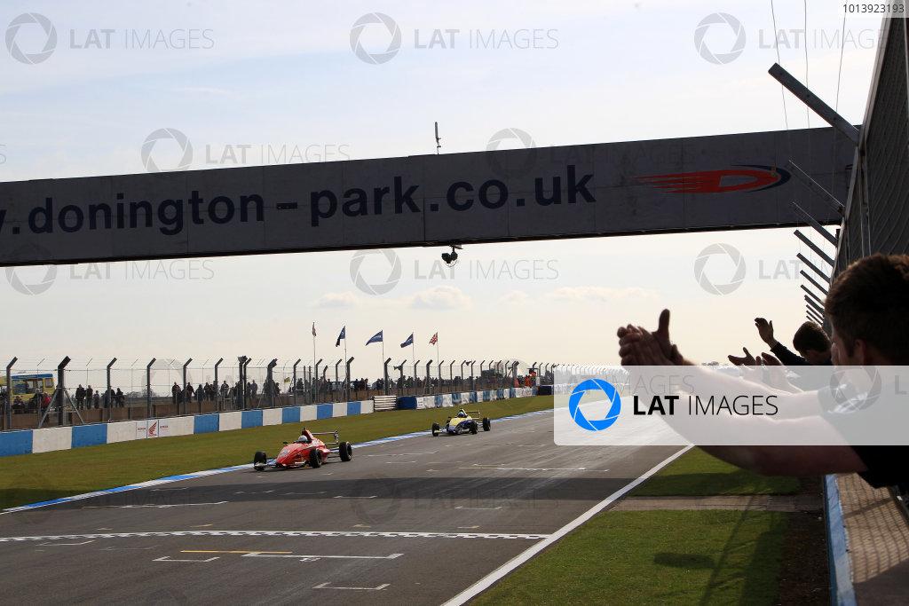 Round 2 - Donington Park, Leicestershire