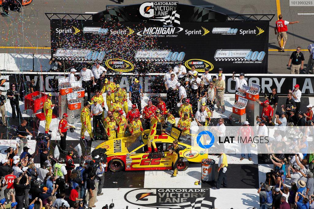 2013 NASCAR Michigan Priority