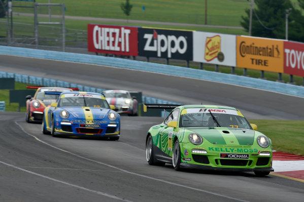 26-29 June, 2014, Watkins Glen, New York USA 77, Seth Davidow, Gold, M, 2013 Porsche,  ?2014 Scott R LePage LAT Photo USA
