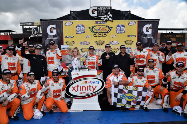 2017 NASCAR Xfinity Series Service King 300 Auto Club Speedway, Fontana, CA USA Saturday 25 March 2017 Kyle Larson World Copyright: Rusty Jarrett/LAT Images ref: Digital Image 17FONrj_5242