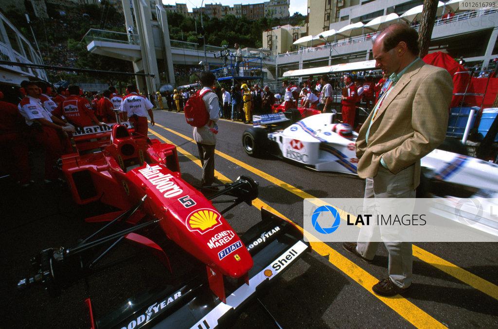 1997 Monaco Grand Prix.