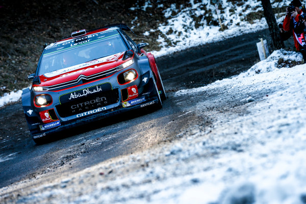 2017 FIA World Rally Championship, 