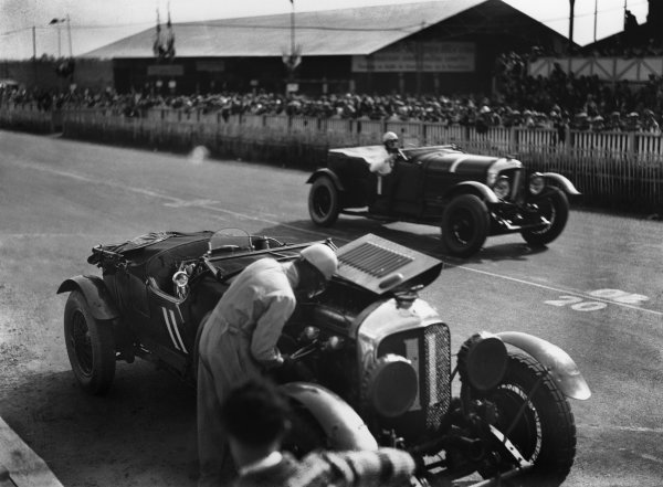 Le Mans, France. 15th - 16th June 1929.