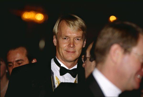 1997 Autosport Awards.Grosvenor House Hotel, Park Lane, London, Great Britain. 7 December 1997.Ari Vatanen.World Copyright: Gold/LAT PhotographicRef: 35mm transparency