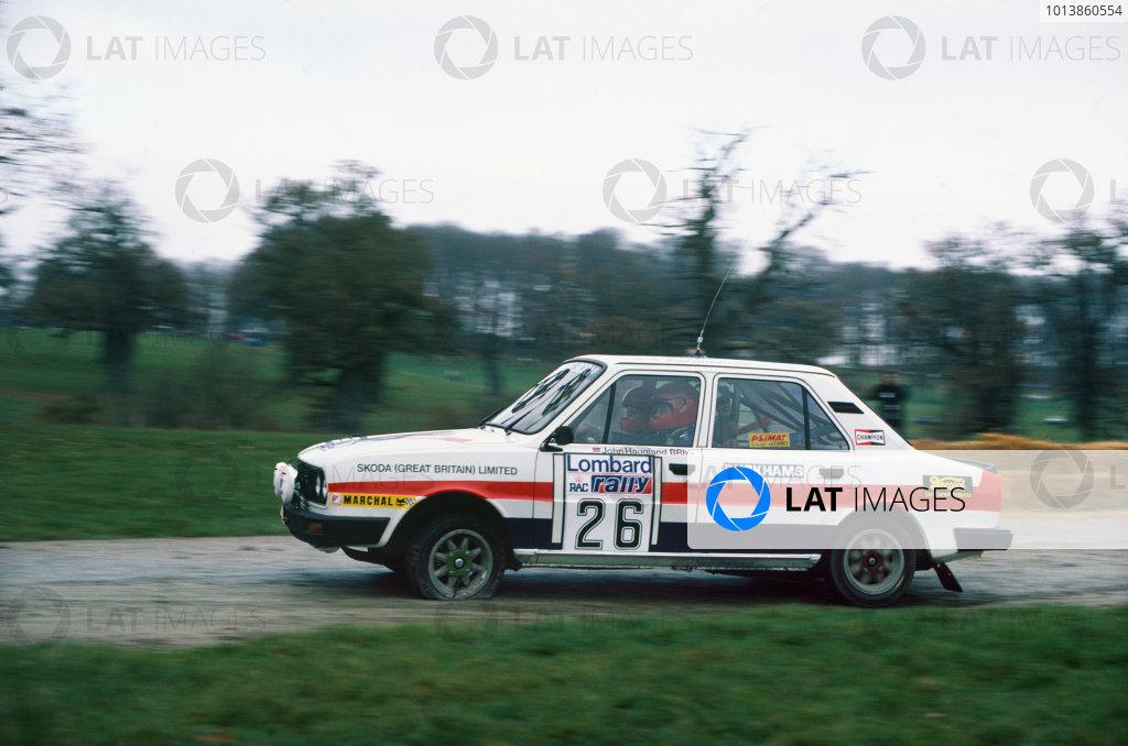 1983 World Rally Championship.