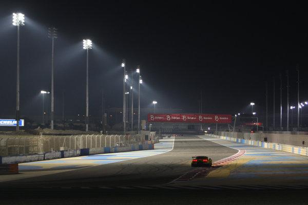 2013 FIA World Endurance Championship,Bahrain, 28th-30th December 2013,Bahrain International Circuit - Circuit Flood lights for night race World Copyright: Ebrey/LAT Photographic