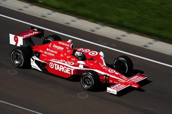 4-25 May 2008, Indianapolis,Indiana USAScott Dixon's Target Chip Ganassi Racing Honda/Dallara #9©2008 F Peirce Williams USALAT Photographic
