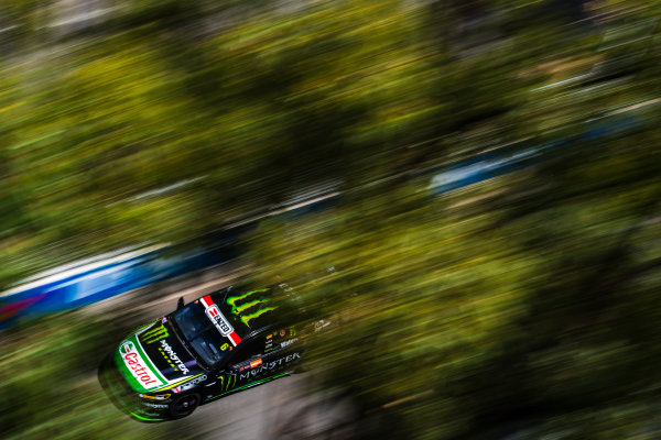 2016 Supercars Championship Round 14.  Sydney 500, Homebush Street Circuit, New South Wales, Australia. Friday 2nd December to Sunday 4th December 2016. Cameron Waters drives the #6 Monster Energy Ford Falcon FGX. World Copyright: Daniel Kalisz/LAT Photographic Ref: Digital Image 021216_VASCR14_DKIMG_0710.JPG