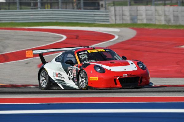 Pirelli World Challenge Grand Prix of Texas Circuit of The Americas, Austin, TX USA Friday 1 September 2017 Patrick Long/Joerg Bergmeister World Copyright: Richard Dole/LAT Images ref: Digital Image RD_COTA_PWC_17016