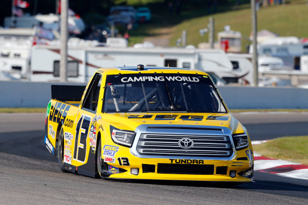 NASCAR Camping World Truck Series Chevrolet Silverado 250 Canadian Tire Motorsport Park Bowmanville, ON CAN Saturday 2 September 2017 Cody Coughlin, JEGS Toyota Tundra World Copyright: Russell LaBounty LAT Images