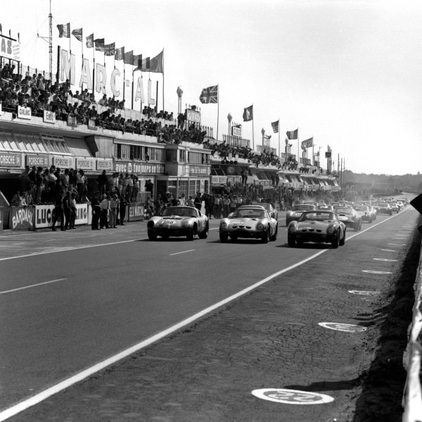 Le Mans, France. 20th September 1964.
