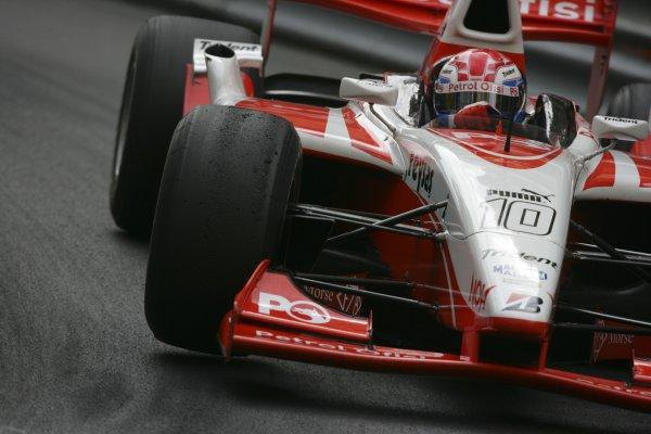 2007 GP2 Series. Round 3. Saturday Race.Monte-Carlo, Monaco. 26th May 2007.Jason Tahinci (TUR, Petrol Ofisi FMS International). Action. World Copyright: Andrew Ferraro/GP2 Series Media Service ref: Digital ImageZP9O1041
