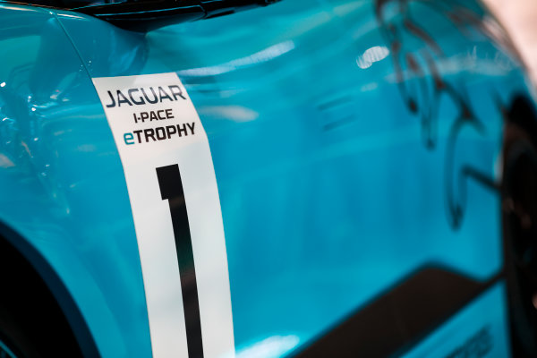 Autosport International Exhibition. National Exhibition Centre, Birmingham, UK. Thursday 11th January 2017. The Jaguar I-Pace Trophy.World Copyright: Glenn Dunbar/LAT Images Ref: _X4I4109