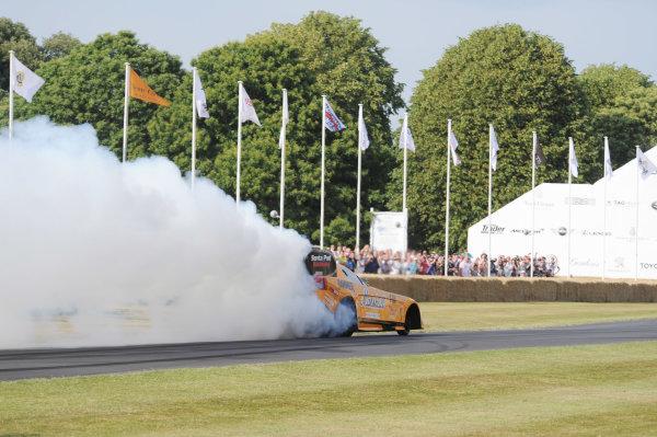 Goodwood Estate, Chichester England 11th -3 NASCAR World Copyright: Jeff Bloxham/LAT Photographic ref: Digital Image DSC_7453