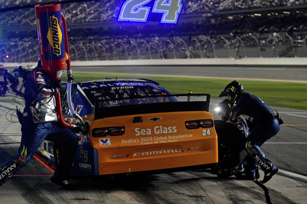 #24: William Byron, Hendrick Motorsports, Chevrolet Camaro Axalta 'Color of the Year'