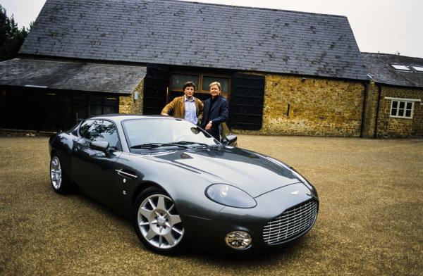 Aston Martin DB7 Zagato.